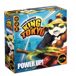 King of Tokyo 2016 Edition...