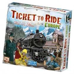 Ticket to Ride Europe -...