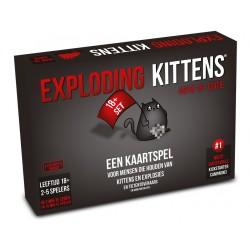 Exploding Kittens NSFW 18+...