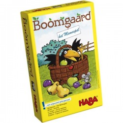 Boomgaard Memospel